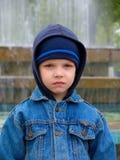 słodka chłopca Obraz Royalty Free