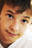 słodka chłopca Fotografia Royalty Free