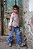 słodka chłopca Fotografia Stock
