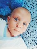 Słodka chłopiec Fotografia Royalty Free