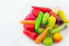 Słodka cukierek przekąska Fotografia Royalty Free