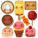 Słodka kolekcja Zdjęcie Stock
