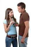 słodka rozmowa Zdjęcie Stock