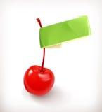 Słodka wiśnia dla koktajli/lów Fotografia Royalty Free