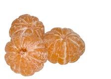 Słodki dojrzały Tangerine. Fotografia Stock