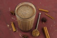 Słodki domowej roboty kakao obrazy royalty free