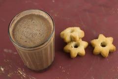 Słodki domowej roboty kakao zdjęcie stock