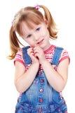 Słodki dziecko obrazy royalty free