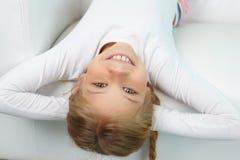 Słodki dziecko fotografia royalty free