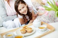 Słodki dziecko fotografia stock