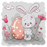 słodki królik ilustracja wektor