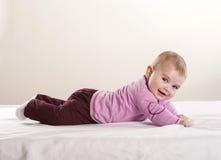 Mały dziecko fotografia royalty free