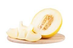 Słodki melon zdjęcie stock