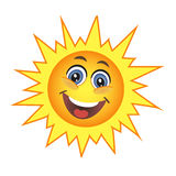 słodki słońce Obrazy Stock