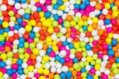 Słodki tęcza cukierek Zdjęcia Royalty Free