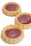 Słodki truskawkowy dżem Fotografia Royalty Free