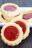 Słodki truskawkowy dżem Zdjęcia Stock