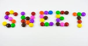 słodkich słodycze Obraz Royalty Free