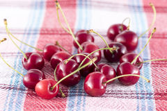 Słodkich wiśni grupa Fotografia Stock