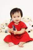 słodkie dziecko zdjęcia stock