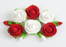 słodkie kwiat róże Zdjęcie Stock
