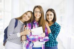 słodkie studentów zdjęcie royalty free