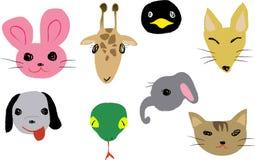 słodkie zwierząt royalty ilustracja