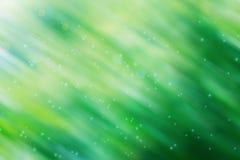 Słodkiej pastel zieleni błękitny i żółty lampas linii wzór z miękką częścią Zdjęcia Stock