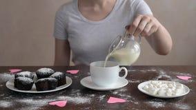 Słodzenie stolik do kawy zbiory