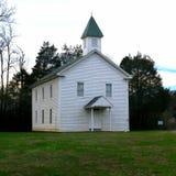 Słodzi zatoczki praformy kościół baptystów--S Pittsburg, TN obraz stock