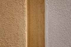 Słoista pomarańcze i bielu struktura Obrazy Stock
