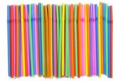Słoma barwiąca Zdjęcia Stock
