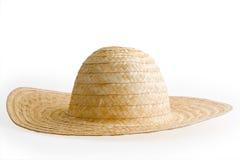 słoma hat zdjęcie royalty free