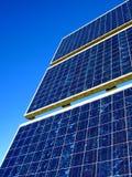 słoneczne komórek Zdjęcie Royalty Free