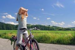 słoneczne wakacje fotografia stock