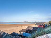 ` słoneczni dni w Norfolk! ` obraz royalty free