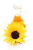 słonecznik oleju zdjęcie stock