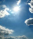 słoneczny dzień Zdjęcia Stock