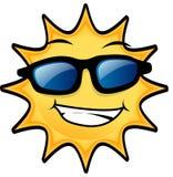 słoneczny dzień Obrazy Royalty Free