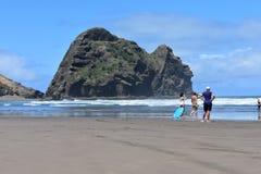 Słoneczny dzień dla surfować zdjęcia royalty free