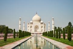 Słoneczny dzień w Agra obrazy stock