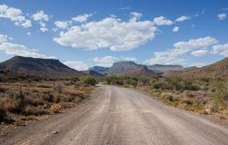 Słoneczny dzień W Karoo Obrazy Stock