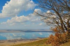 Wiosna krajobraz Obraz Royalty Free