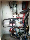 słoneczny elektryczny kontrolowany zdjęcie stock