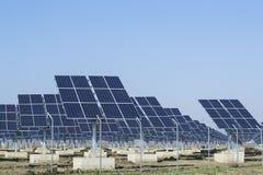 Słoneczny gospodarstwo rolne zdjęcie stock