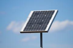 Słoneczny panel Zdjęcia Royalty Free