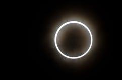 Słoneczny Zaćmienie Obraz Royalty Free