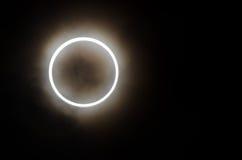 Słoneczny Zaćmienie Fotografia Stock