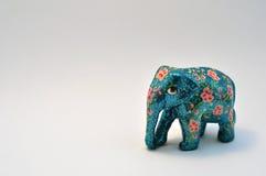 słonia błękitny ornamental Zdjęcia Stock