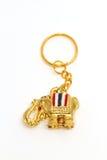 Słonia kluczowy łańcuch Fotografia Stock